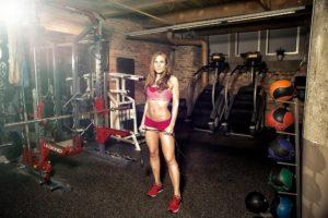 Megan Meisner Fitness Modeling Work